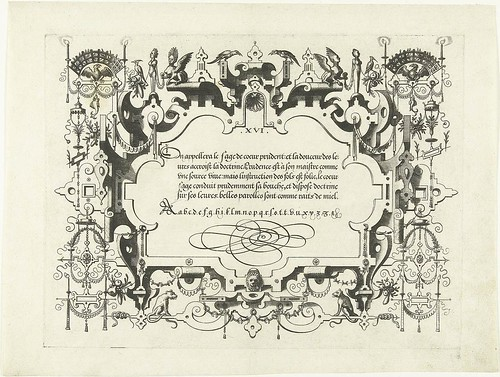 ornamental calligraphy