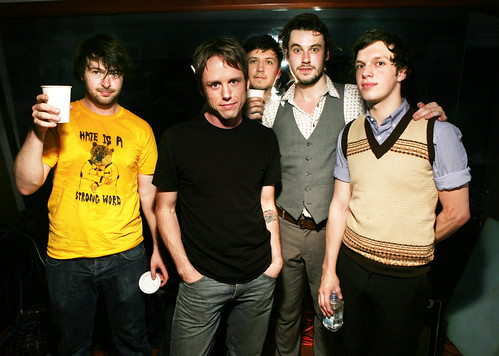 Friendly Fires with John Richards