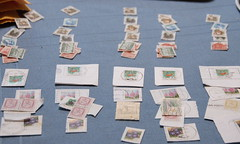 Sorting Stamps