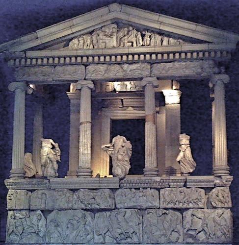 Nereid Temple