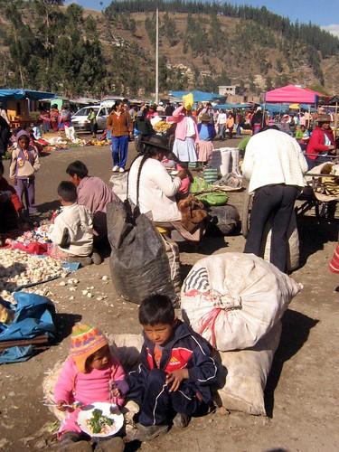 Feria en Andahuaylas