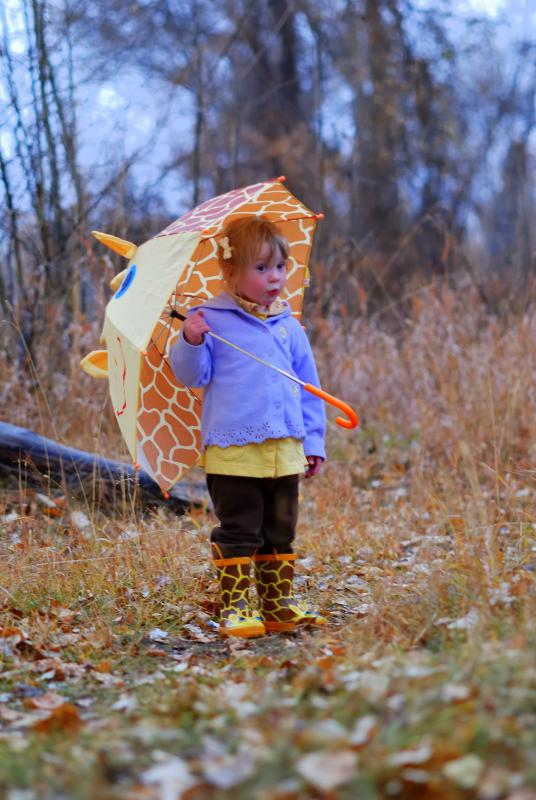 Eliana at the River
