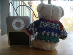 teddy ipod