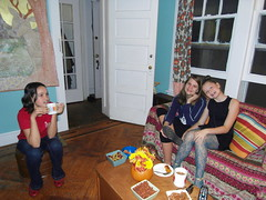 tween party. (stephiblu) Tags: november autumn party guests fun nj montclair 2008 autumnball autumnball2008 tichenortichenors