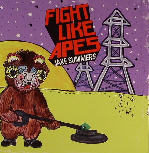 Fight Like Apes - Jake Summers