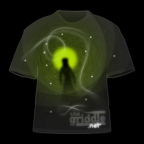 The Griddle Abduction T-Shirt