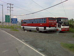 Rabbit & RJ express (Doc oc) Tags: bus rabbit buses lines yahoo google philippines motors philippine 7325 prbl bupar