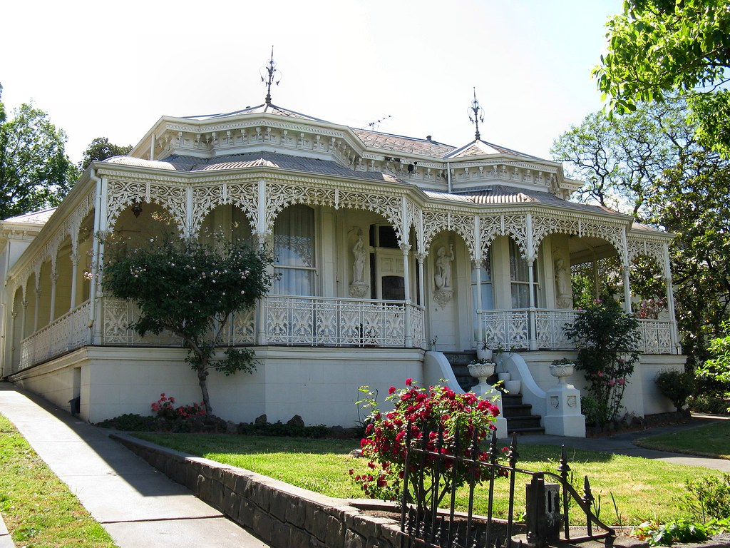 melbournes marvellous historic residences page 3 skyscrapercity - Australian Victorian Houses
