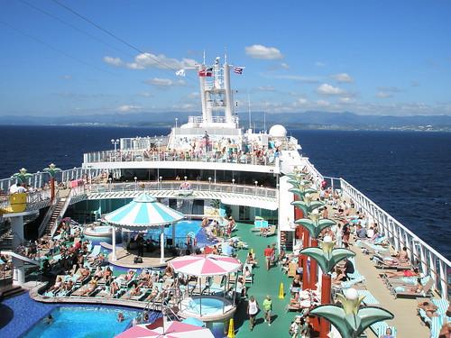Norwegian Cruise Line NCL Pearl - Norwegian pearl cruise ship