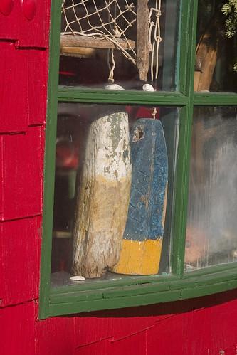 Boston window, Todd Felton