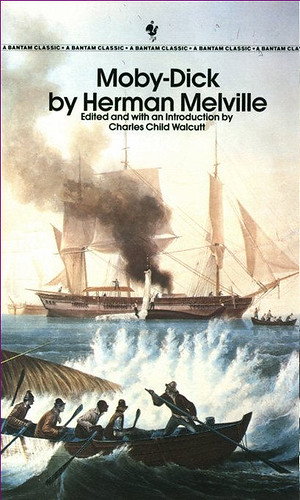 MOBY-DICK [1851] Herman Melville Image