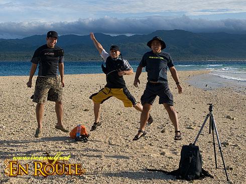 Gaspar Trio Jump