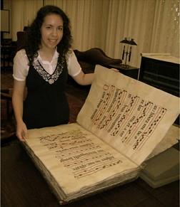 Elizabeth Nyikos, 2009 Marshall Scholar