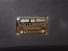 Rolls-Royce by Goodwood (Autoscaph) Tags: rollsroyce 100ex