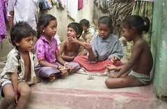 Udavi Field Placement MSW 1999 (Jennifer Kumar) Tags: india madras culture chennai tamilnadu slums msw socialwork communitydevelopment annanagar india1999 madraschristiancollege udavi