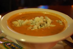 tomato soup at Buckeye Beer Engine