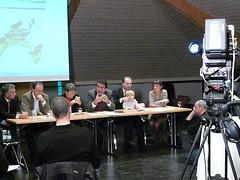 Conférence de presse du conseil d'Etat vaudois