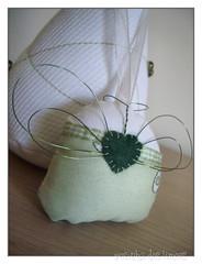 De costas (rosinha_dos_limoes) Tags: christmas natal handmade craft anjo trabalhosmanuais