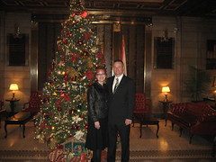 Christmas - New York Athletic Club (M'Liss Rae Hawley) Tags: ocean city sea music cats shells ny net beach dogs thread seashells puppy sand kitten ship quilt starfish cove sewing kitty wave dachshund fabric quilting tropical sail purr meow rae nautical quilts crabs patchwork buoys joann mariner quilter bowwow york hall fat market cove spokesdog designer michael new radio fabric designs ct quarters fabric mliss mliss hawley experience quilting publishing joann quilt mariners adrienne