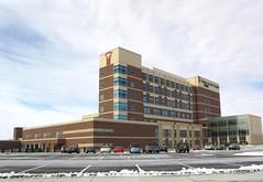 Clarian Arnett Hospital (Hammer51012) Tags: hospital geotagged lafayette indiana olympus arnett clarian sp570uz