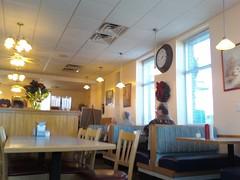 Duncan Cafeteria Interior
