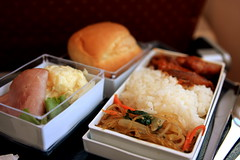 In Flight Meal (A Sutanto) Tags: food fly flying inflight rice meals flight korean airline noodles jae sq sia jap singaporeairlines sq15