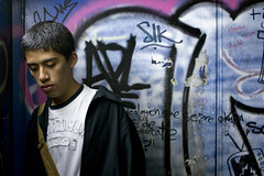 lost.iii (daligt) Tags: madrid color grafitti hermano tunel visita ucles daligt