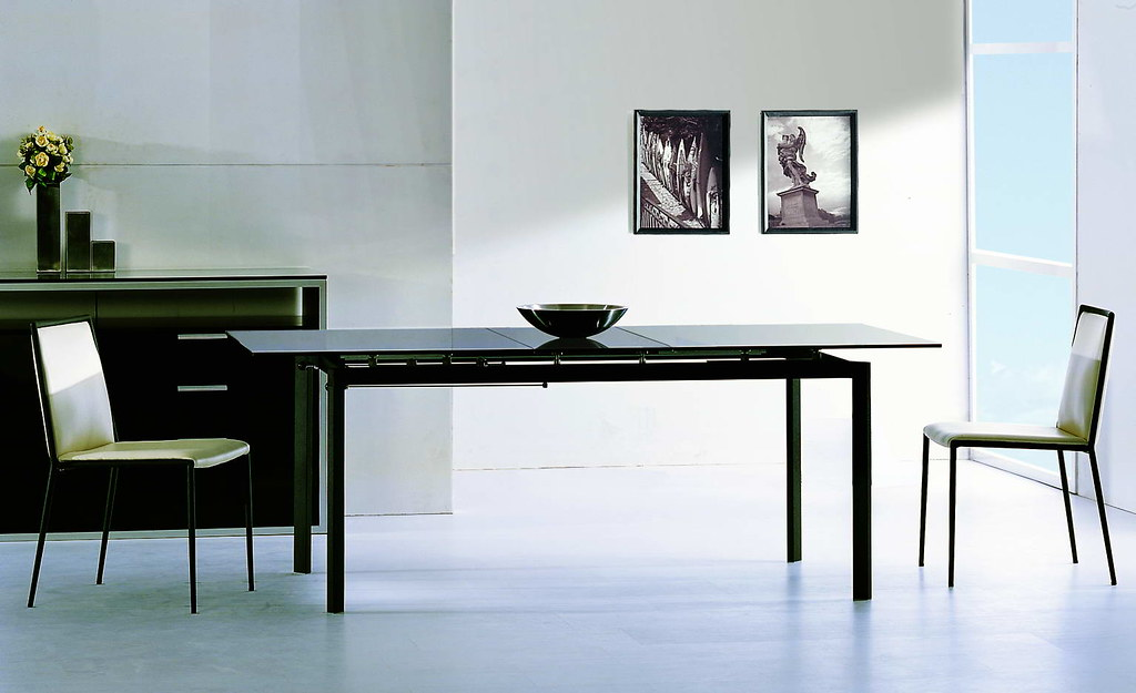 TB9616A+CY91 Dining Table and Chair