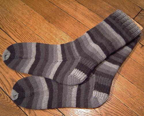Sock #28 (52 Sock Challenge)