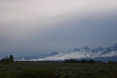 Somewhere in the West (cleverdame107) Tags: mountains west fog wildwest snowcappedmountains