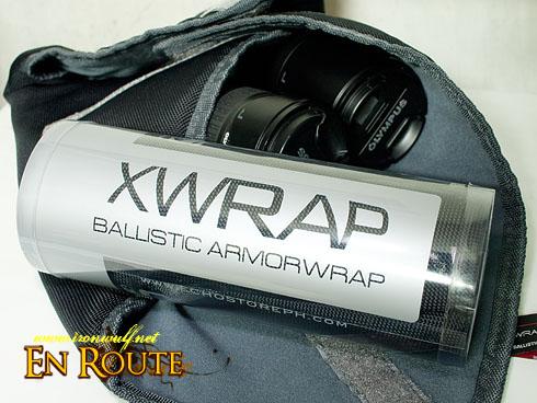 Ironwulf XWrap - Ballistic Armor Wrap