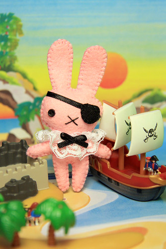 Pirate Bunny