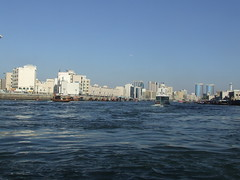 Views of Dubai Creek & City