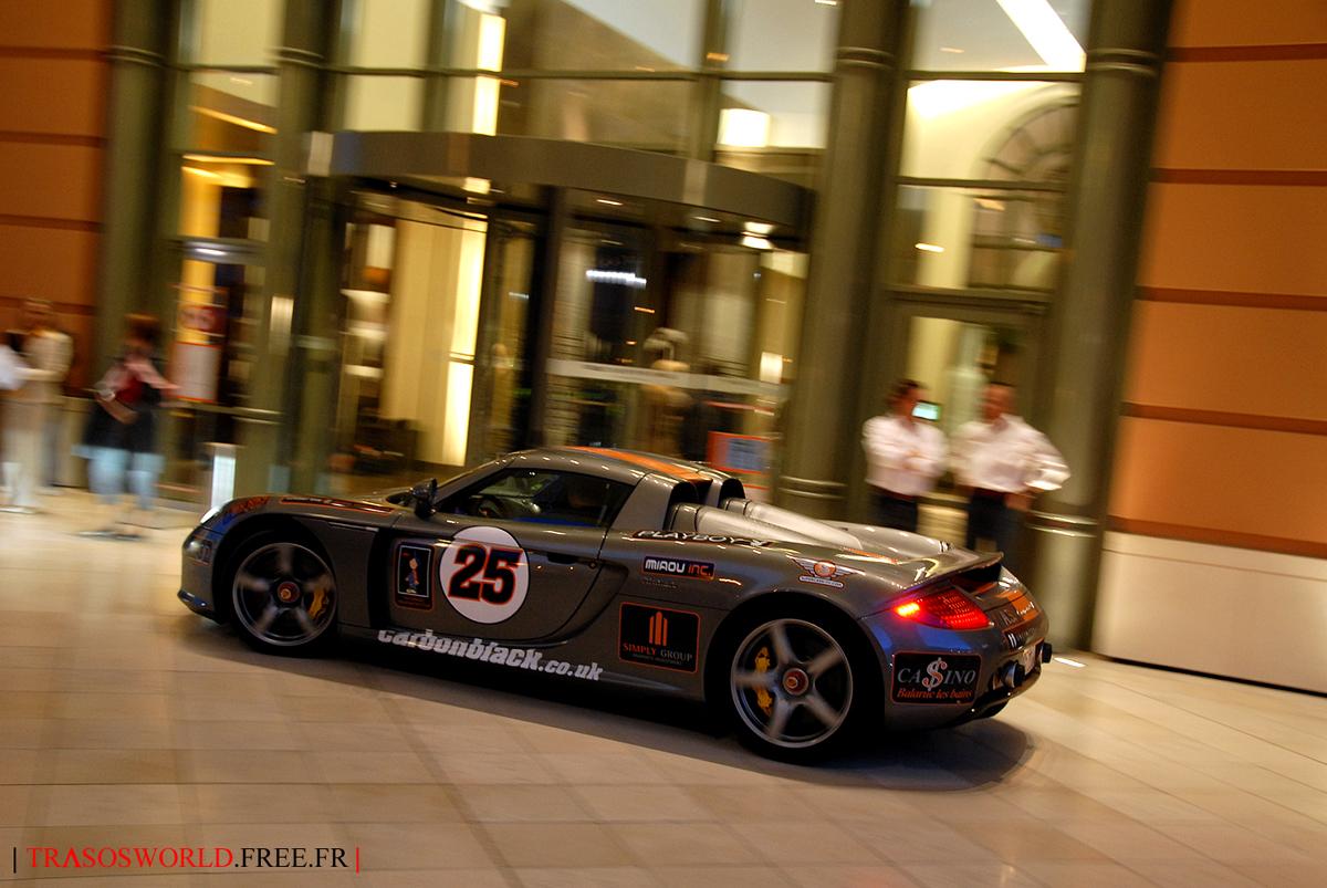 Porsche Carrera GT from Carbon