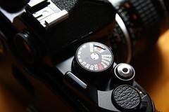 NIKON New FM2 + 55mm F2.8