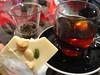 cioccolata e tè