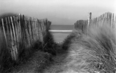 Untitled-11 (RealitySoSubtle) Tags: strand clare fuji bessa pinhole 400 co converted 6x9 neopan 40mm folder doonbeg doughmore