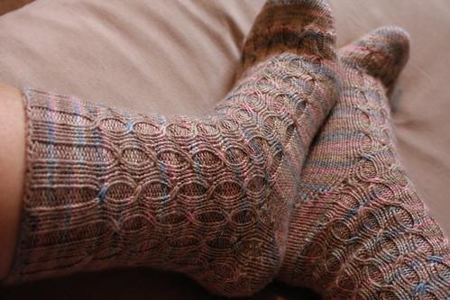 Hopscotch socks