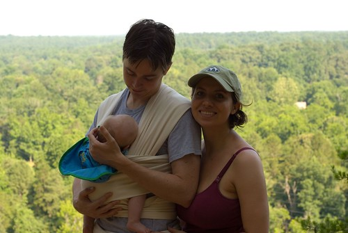 first family hike