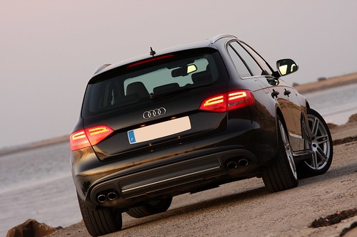 audi s4 tfsi. Audi S4 Avant 3.0 TFSI