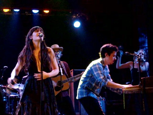 She & Him together