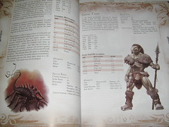 RuneQuest Monsters (interior)