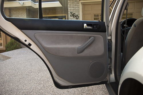 VWVortex com - MK4 Golf Rear Window Repair DIY