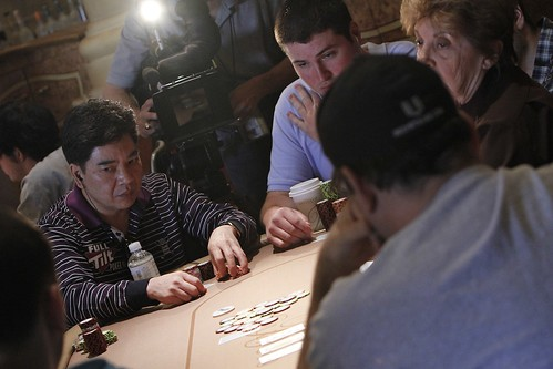 8717 David Chiu vs Mike Matusow