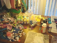 Anne Marie's Art MESS