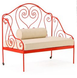 Anthropologie.com > heirloom tomato steel frame :  furniture heirloom parisian frame