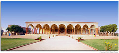 Diwan-e-Aam (z) Tags: pakistan panorama architecture fort lahore lahorefort  anawesomeshot  diwaneaaam
