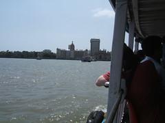 Gateway of India, Mumbai (Andy Hay) Tags: 2005 sea india ferry boat bombay mumbai maharastra