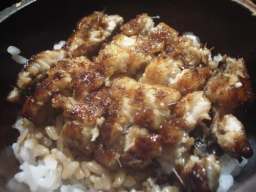 知多家:鰻魚(小)套餐$220元
