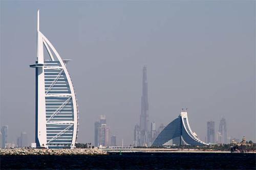 Dubai, EAU -  Burj Al Arab